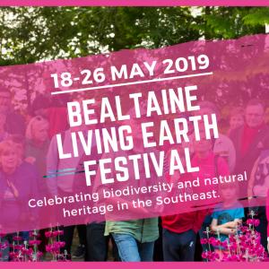 Bealtaine Living Earth Festival Poster